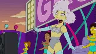Lady Gaga - Monster (Lisa Goes Gaga)