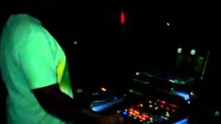 Selecta AJ DJing @ Miami Jouvert 3-12-2011