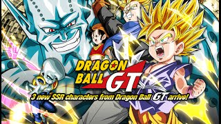SSR PULL! Dragon Ball GT Discount Summon   DBZ Dokkan Battle
