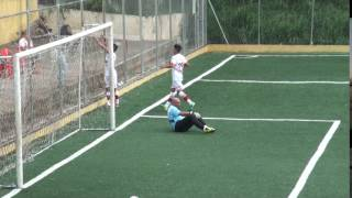 Escadão x Vila Nova Paqueta            Copa Nove De Julho 2017
