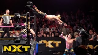 Perkins & Ibushi vs. Dorado & Ali - Dusty Rhodes Classic First Round Match: NXT, Oct. 25, 2016