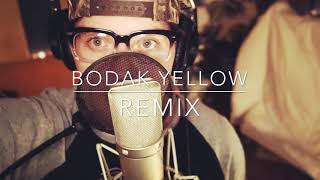 """BODAK YELLOW"" By UPCHURCH (REMIX)"