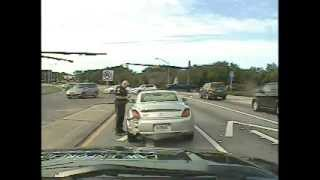 Officer Gets Run over by DUI suspect Dashcam