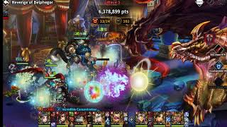 Dragon Blaze SEA: Revenge of Belphegor top 50