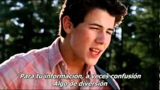 Nick Jonas - Introducing Me (Official Full Movie Scene) Camp Rock 2: The Final Jam
