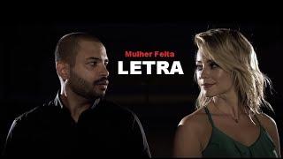 Projota - Mulher Feita (Letra)