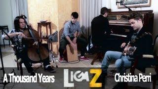 A Thousand Years - Cover - Liga Z - (Cristina Perri)
