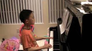 Brandon YMCA piano cover