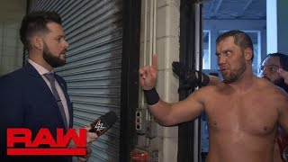 The B-Team aim to party on Roman Reigns' bus: Raw Exclusive, July 23, 2018