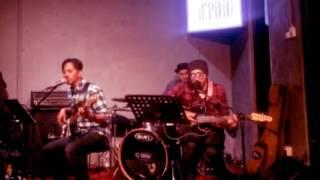 The Man Who Sold The World - Jiro Samurai & Friends (Nirvana Cover) live @Warung Dpitiq