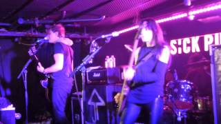 Sick Puppies - Riptide - LIVE PARIS 2014