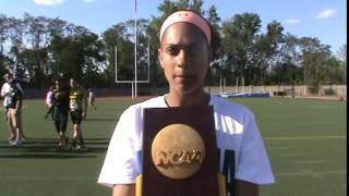 Tashina McAllister interview - 2014 National Championships
