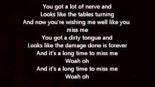 Lonely Girl -Tonight Alive lyrics
