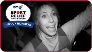 Hell On High Seas | Waves come crashing