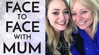 Face to Face with My Mum!   Fleur De Force