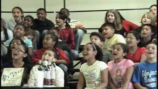 "PS22 Chorus ""DON'T STOP BELIEVIN'"" Journey"