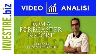 Previsione IBEX35 - Alessandro Pompili - 18/12/2016