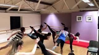 Pacify her choreography Melanie Martinez