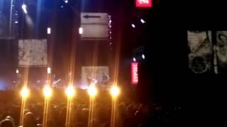 Męskie Granie 16.07.2016 live- Dawid Podsiadło początek koncertu Katowice