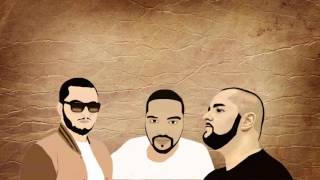 GanjaGon Ft Den Sopaj & DaBesst - #SouthTeam (Official Video Lyrics)
