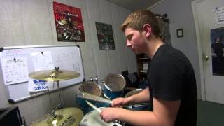 I Wanna Be Sedated Drum Cover