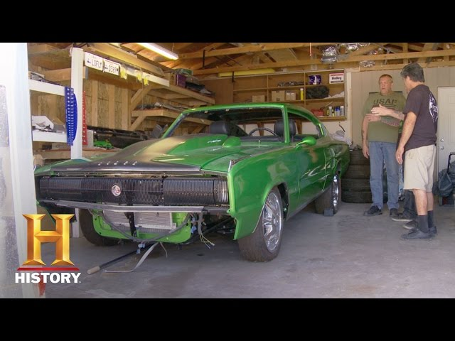Counting Cars: Bonus: Mean Green Machine | History
