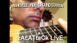 ASHEVILLE UNDERGROUND STATION ZacAttack Live Wake Up