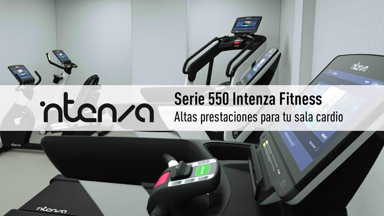Vídeo YouTube Bicicleta Reclinada 550 Serie I