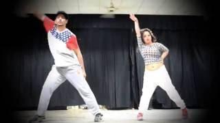 Jungle Bae (feat. Bunji Garlin) - Skrillex X Diplo || Ayushi Khanna Choreography ft. Vishal Bhardwaj