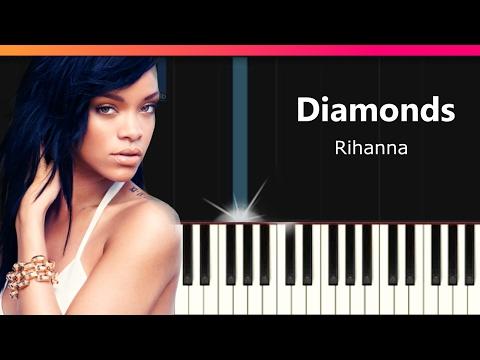 Comment jouer Diamonds de Rihanna au piano