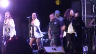 Expose - Come Go With Me (Freestyle Festival, Queen Mary Long Beach CA 4/26/15)