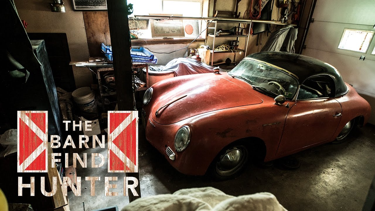 Barn Find Hunter: Porsche Speedster