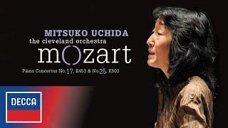 Mitsuko Uchida - Mozart Piano Concertos No 17 & 25