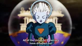 DB Super Goku & Vegeta and Erasure of Universe 9