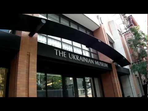 The Ukrainian Museum of New York
