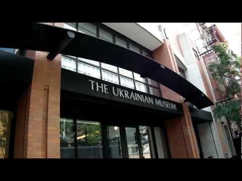 The Ukrainian Museum of New York