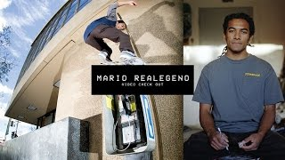 Video Check Out: Mario Realegeno | TransWorld SKATEboarding