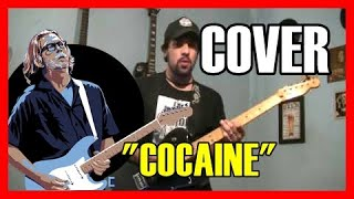 "Eric Clapton - ""Cocaine"" - Cover guitarra"