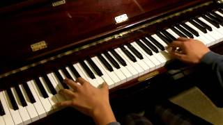 Fairy Tail - Main Theme (Piano)