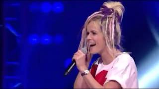 Josje Huisman - Eye of the tiger (The voice kids, Vlaanderen)