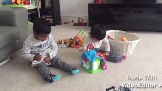 Funny kids dancing to Biggie 'Hypnotize'