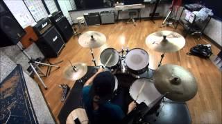 【WANIMA】BIG UP【Drum cover】