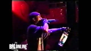 Big L - Live at The Subterranea Freestyle #3
