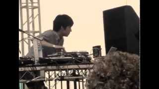 NOSAJ THING live at MAD DECENT Block Party LA 2010
