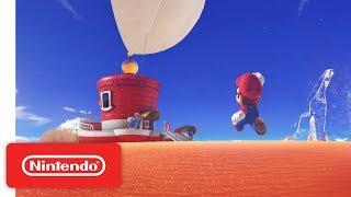 A Teacher Taught Classes Using Super Mario Odyssey