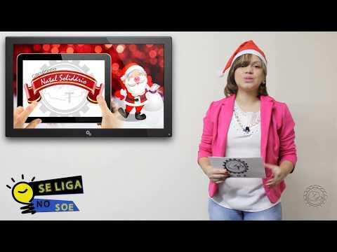 Sorteio Campanha Natal Solidário 2015