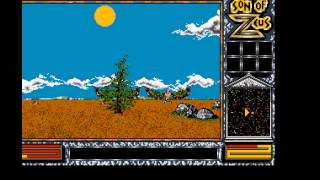 Son of Zeus Amiga) Unreleased