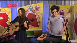 Martin Harich feat. Sima Martausová - Dobrý deň to som ja BRAVO TV Live