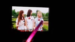 VCR Yoona(ft.TaeyeonHyo) fanmeeting so wonderful day