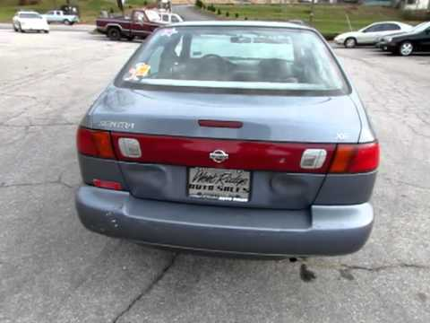 Ok Cars Lakeland Fl >> 1998 Nissan Sentra Problems, Online Manuals and Repair ...